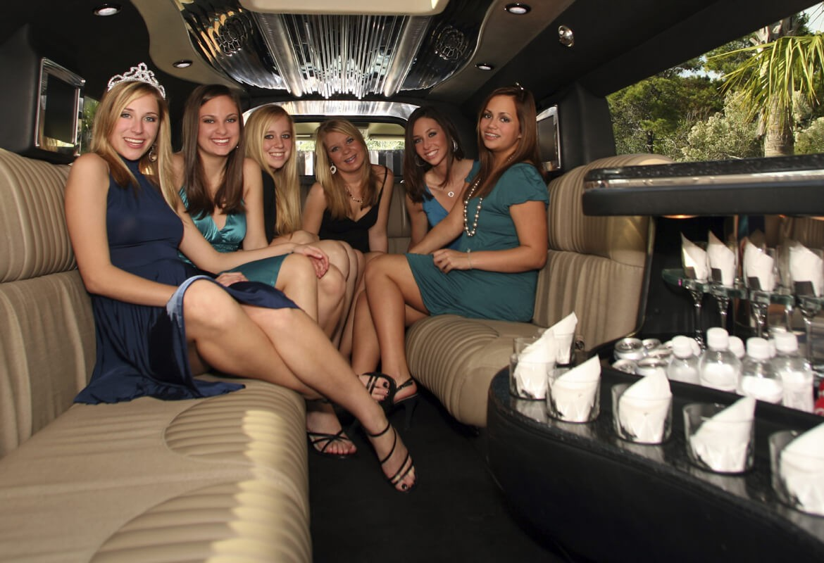 Limousine Service for Temecula Prom