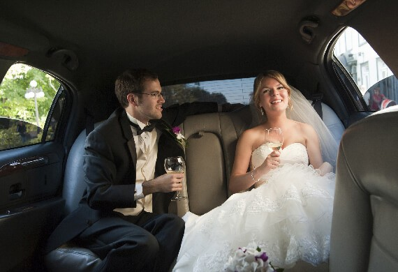 Wedding Day Limousine Service